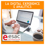 Corso Digital Experience e Analytics
