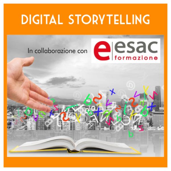 Corso Digital Storytelling